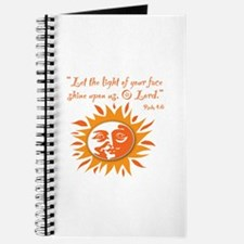Light of Your Face Journal