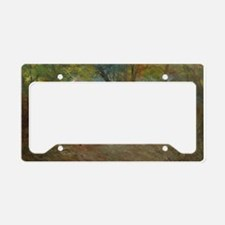 Centaurs in Love and War License Plate Holder