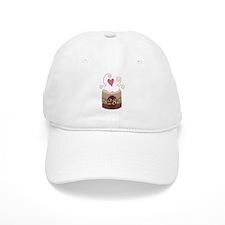 28th Birthday Cupcake Baseball Cap