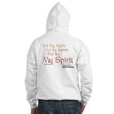 But by My Spirit Hoodie