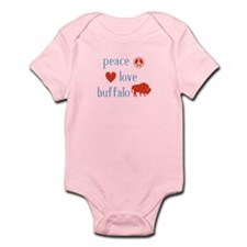 Buffalo Infant Bodysuit