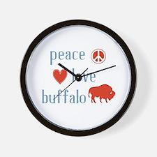 Buffalo Wall Clock