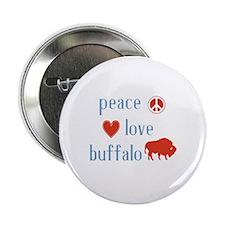 """Buffalo 2.25"""" Button"""