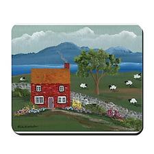 Dream Cottage Mousepad