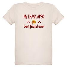 Lhasa Apso Best Friend T-Shirt