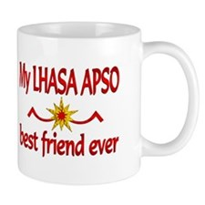 Lhasa Apso Best Friend Mug