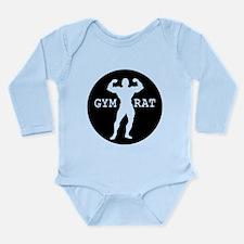 Gym Rat Bodybuilder Body Suit