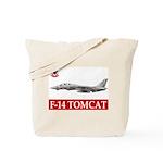 F-14 Tomcat VF-102 DIAMONDBAC Tote Bag