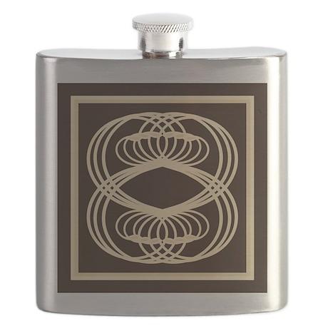 Coffee and Cream Flask