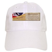 Second Amendment Baseball Baseball Cap