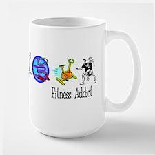 Fitness Addict Mug