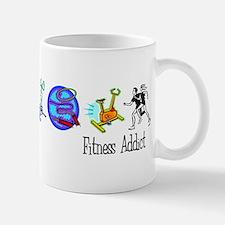 Fitness Addict Small Small Mug