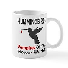 Hummingbirds Vampires Mug