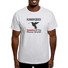 Hummingbirds Vampires T-Shirt
