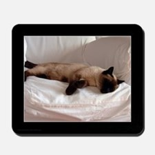 Tonkinese Cat Mousepad