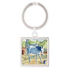 My Blue Horse Keychains