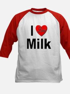 I Love Milk (Front) Tee