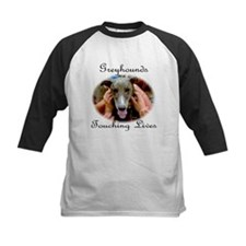 GREYHOUNDS TOUCHING LIVES Tee
