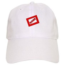 2013 Done Graduation Baseball Baseball Cap