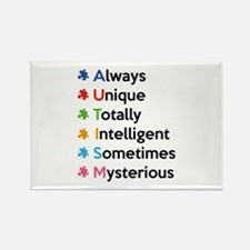 AUTISM Rectangle Magnet (10 pack)