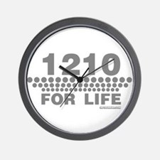 1210 For Life Wall Clock