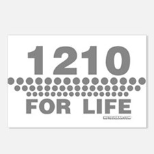 1210 For Life Postcards (Package of 8)
