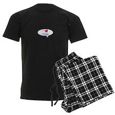 I heart Nanan Pajamas