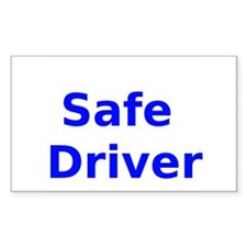 Safe Driver Decal