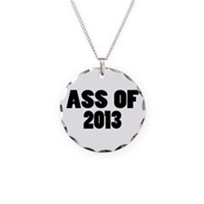 Ass Of 2013 Necklace