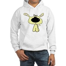 Cute Yellow Puppy Hoodie