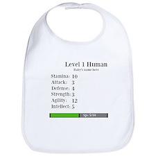 Level 1 Human [Personalize] Bib
