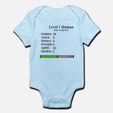 Level 1 Human [Personalize] Body Suit