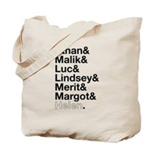 Cadogan House List Tote Bag