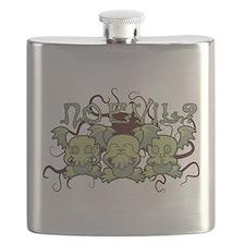 No Evil Flask