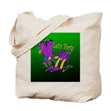 Party Shoes and Boustier Tote Bag