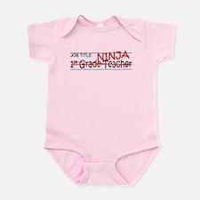 Job Ninja 1st Grade Infant Bodysuit