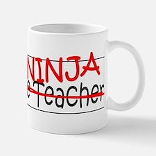Job Ninja 1st Grade Mug