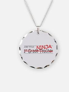 Job Ninja 1st Grade Necklace