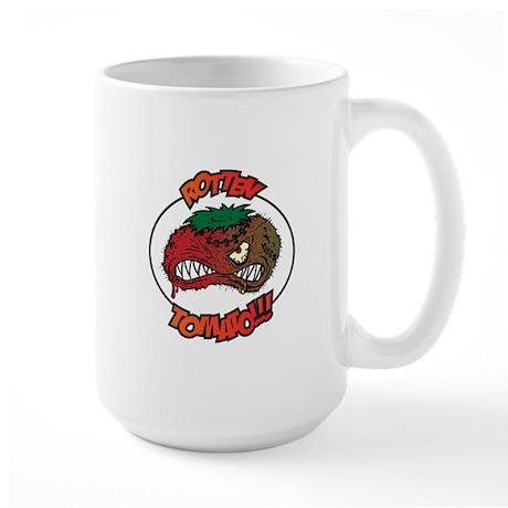 Rotten Tomato Mug