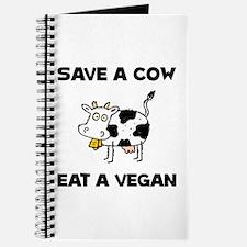 Save Cow Vegan Journal