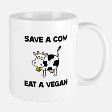 Save Cow Vegan Mug
