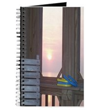 Sunset and Horseshoes Journal
