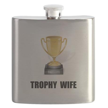 Trophy Wife Flask