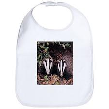 Badgers Bib