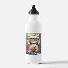 The Smoke Master Water Bottle
