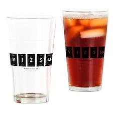 Periodically Enjoy Your Vizsla Drinking Glass