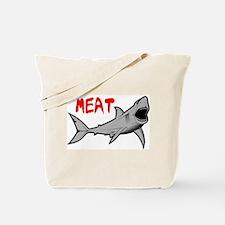 Killer Shark Tote Bag
