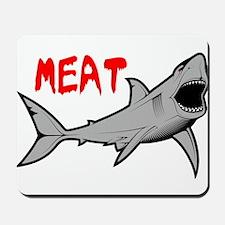 Killer Shark Mousepad