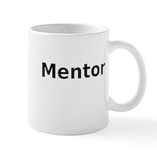 Mentor Small Mug
