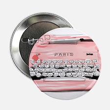 """Paris Typewriter 2.25"""" Button"""